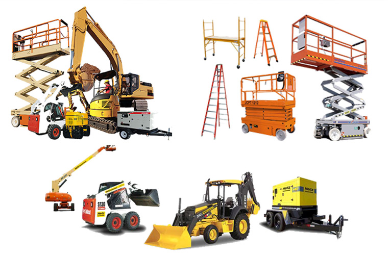 Equipment & Manpower Rental Division